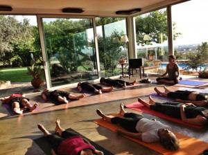 Yoga Retreat Italy