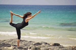 Sally Goldfinger yoga