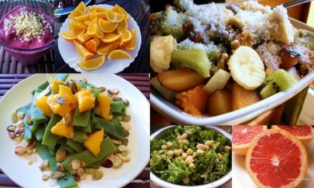 Detox Ayurveda and Yoga Holiday food with IonYoga