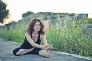Yoga with Sally Goldfinger