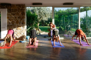 Yoga Retreat Italy with Sally Goldfinger