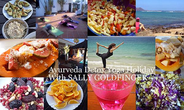 Ayurveda Detox Yoga Retreat Canary Islands