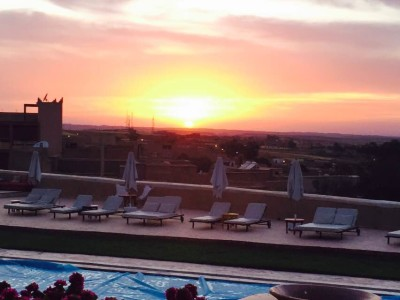 yoga retreat morrocco