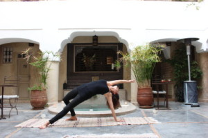 yoga holiday marrakech