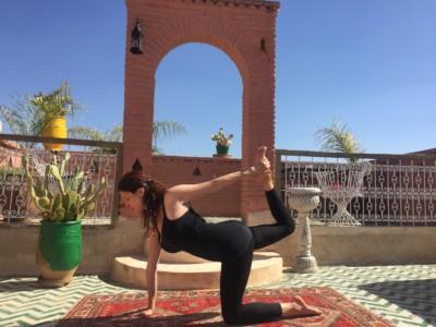 Marrakech Yoga Classes
