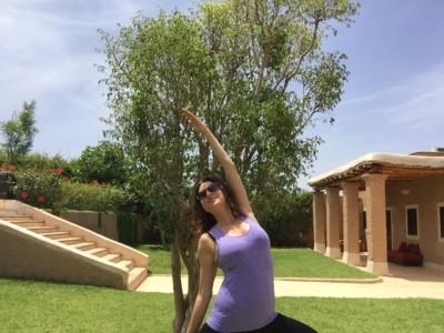 Yoga classes in Marrakech English