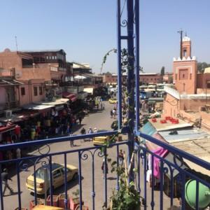 Yoga and meditation holiday Marrakech