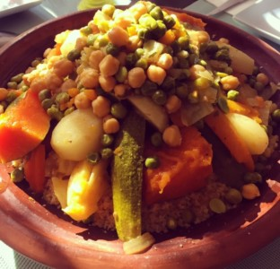 Food courses in marrakech