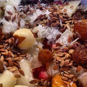 Healthy foods in marrakech