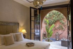 Luxury resorts in marrakech