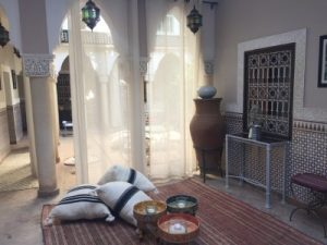 christmas yoga marrakech