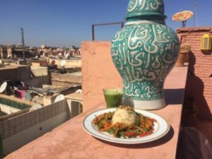 things to do new year marrakech
