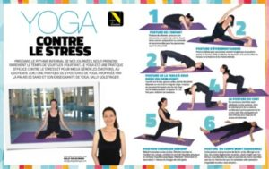 Yoga in Marrakech - Sally Goldfinger in the media