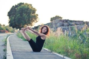 Sally Goldfinger Yoga Marrakech