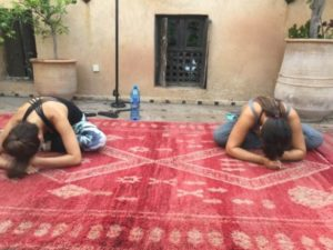 Yoga Classes Marrakech