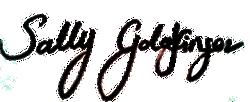 Love from Sally Goldfinger