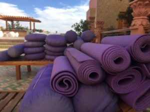 Private Yoga classes in Marrakech