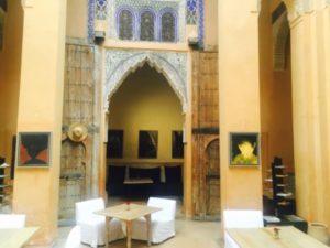 Dar Charifa Marrakech restaurant