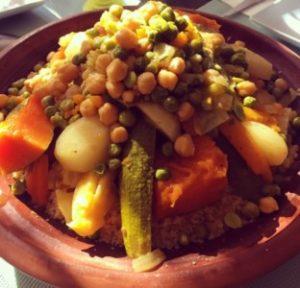 Couscous cours marrakech