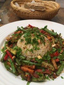 healthy food in marrakech