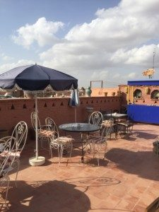 Places to eat in marrakech