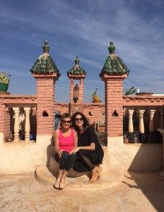 weekend yoga retreat in marrakech