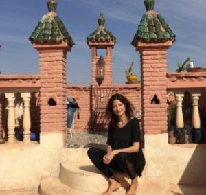 Yoga classes in Marrakech Medina