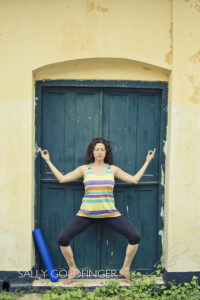 Yoga fit in marrakech