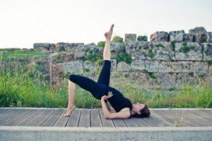 Yoga Tone up class Marrakech