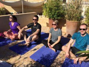 best yoga classes in marrakech