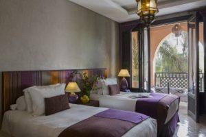 luxury yoga retreat in marrakech