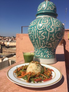 Weekend yoga getaway marrakech