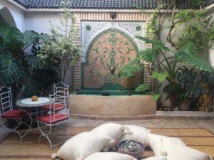 private retreats morocco