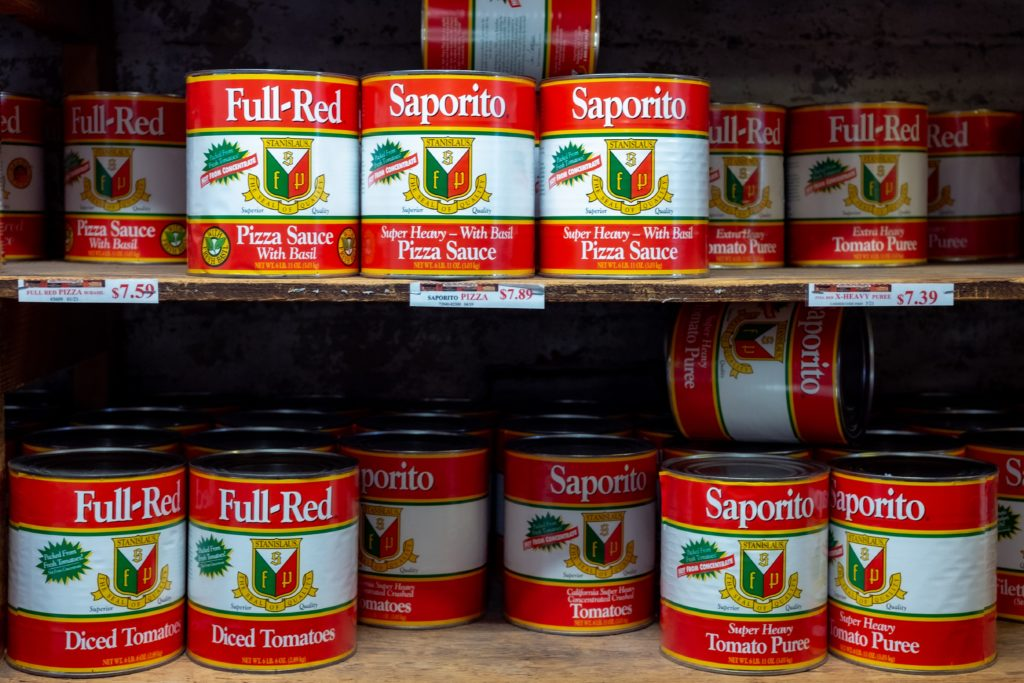 what happens to your body when you eat canned foods