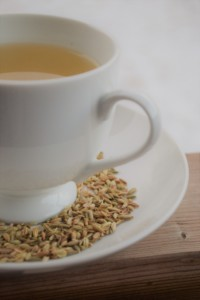 ayurveda fennel tea