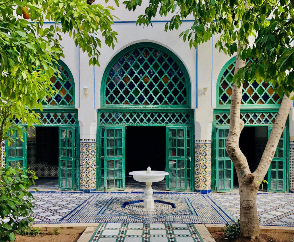Yoga retreat marrakech sally goldfinger